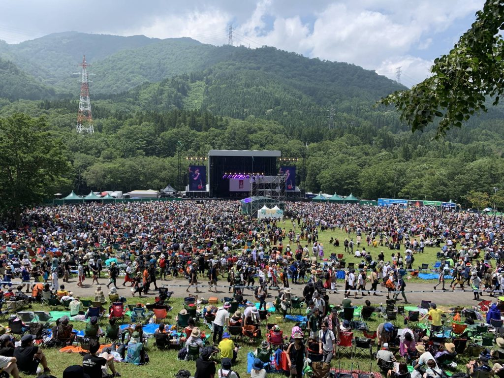 10 Festival Musik Terbaik Yang Diselenggarakan di Jepang